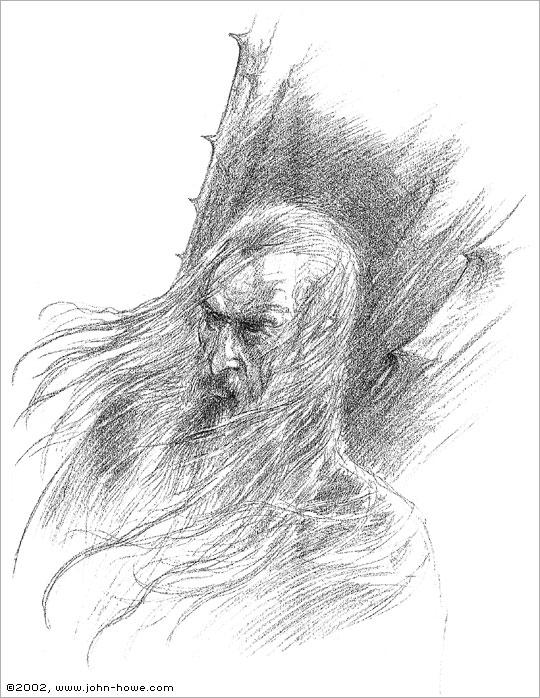sketchesSaruman