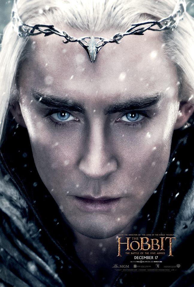 le-hobbit-la-bataille-des-cinq-armees-thranduil-poster